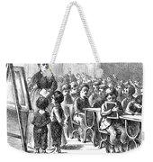 Elementary School, 1873 Weekender Tote Bag