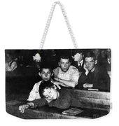 Elementary School, C1890 Weekender Tote Bag