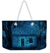Enchanted Moonlight Cottage Weekender Tote Bag