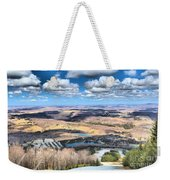 Endless Mountains Weekender Tote Bag