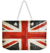 England Flag Postcard Weekender Tote Bag