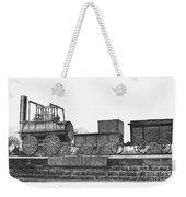 English Locomotive, 1825 Weekender Tote Bag