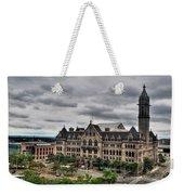 Erie Community College City Campus  Weekender Tote Bag