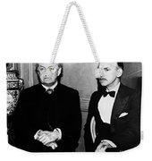 Eugene Gladstone Oneill Weekender Tote Bag