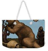 Extinct Fauna Weekender Tote Bag