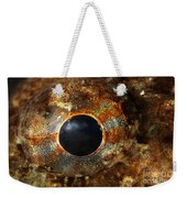 Eye Of Shorthorn Sculpin Weekender Tote Bag