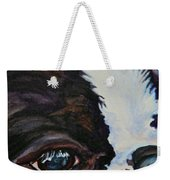 Eye On You Weekender Tote Bag