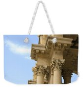 facade of Church of all Nations Jerusalem Weekender Tote Bag