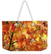 Fall Colors Weekender Tote Bag by Carlos Caetano