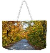 Fall In New England Weekender Tote Bag
