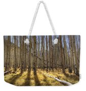 Fall On The Mountain  Weekender Tote Bag
