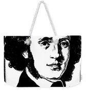 Felix Mendelssohn Weekender Tote Bag