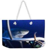 Female Great White Shark, Guadalupe Weekender Tote Bag