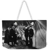 Film Still: Abraham Lincoln Weekender Tote Bag