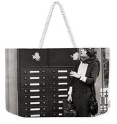 Film: Transportation: Misc Weekender Tote Bag