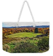 Fire In The Hole Weekender Tote Bag