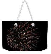 Fireworks Fun 3 Weekender Tote Bag