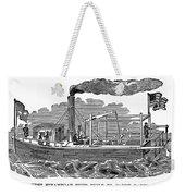 Fitchs Steamboat, C1790 Weekender Tote Bag