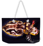 Flamboyant Cuttlefish Weekender Tote Bag