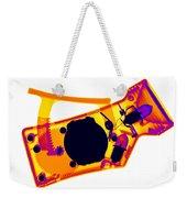 Flashlight Weekender Tote Bag