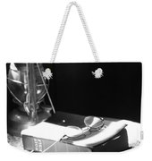 Follow The Light Weekender Tote Bag