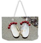 Footprints Weekender Tote Bag
