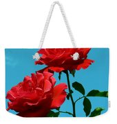 Forests Flowers Weekender Tote Bag