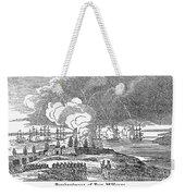 Fort Mchenry, 1814 Weekender Tote Bag