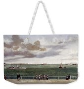 Fort Sumter, 1861 Weekender Tote Bag