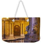 Fountain Aix-en-provence Weekender Tote Bag