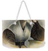Frances Wright (1795-1852) Weekender Tote Bag by Granger