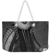 Francis Bacon (1561-1626) Weekender Tote Bag