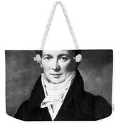Fran�ois Magendie, French Physiologist Weekender Tote Bag