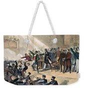 Frederick Douglass, 1860 Weekender Tote Bag