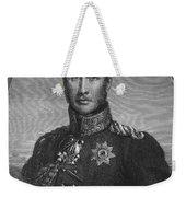 Frederick William IIi Weekender Tote Bag