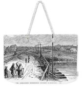 Freedmens Village, 1866 Weekender Tote Bag