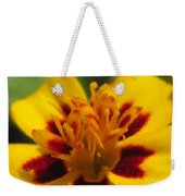 French Marigold Named Starfire Weekender Tote Bag