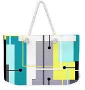 Fresh Weekender Tote Bag by Ely Arsha