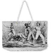 Fugitive Slave Law Weekender Tote Bag