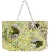 Fumarole Deposits In The Dallol Weekender Tote Bag
