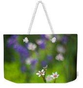 Garden Of Bliss Weekender Tote Bag