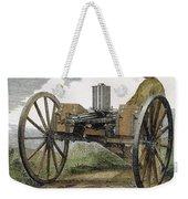 Gatling Gun, 1872 Weekender Tote Bag