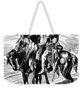 Gaulish Warriors Weekender Tote Bag