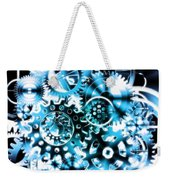 Gears Wheels Design  Weekender Tote Bag