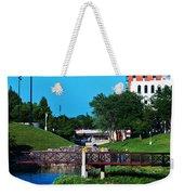 Gene Leahy Mall Weekender Tote Bag