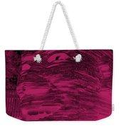Gentle Giant In Hot Pink Weekender Tote Bag