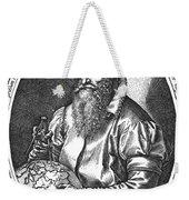Gerardus Mercator, Flemish Cartographer Weekender Tote Bag