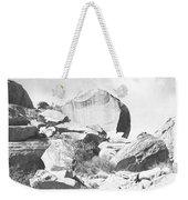 Giant Sandstone Boulders Weekender Tote Bag