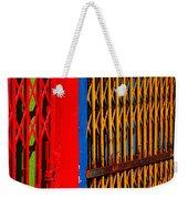 Gilded Cage Weekender Tote Bag