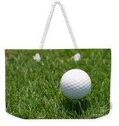 Golf Ball Weekender Tote Bag